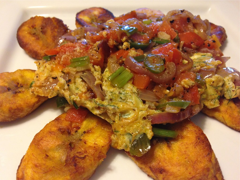 how to make fried plantains
